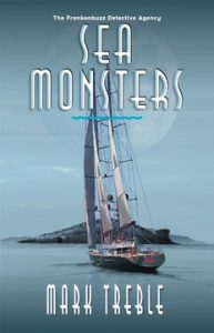 Sea Monsters book cover